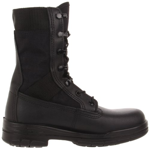 Bates Mujeres 8 Tropical Seals Durashocks Bota Black