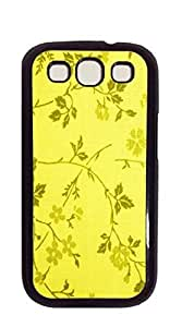 Custom Cover Case with Hard Shell Protection Samsung case I9300 - vintageflora