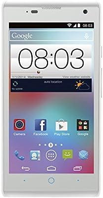 ZTE GLUX (-Smartphone Libre Pantalla de 4,5 Pulgadas), Color Blanco Importado de Italia (: Amazon.es: Electrónica