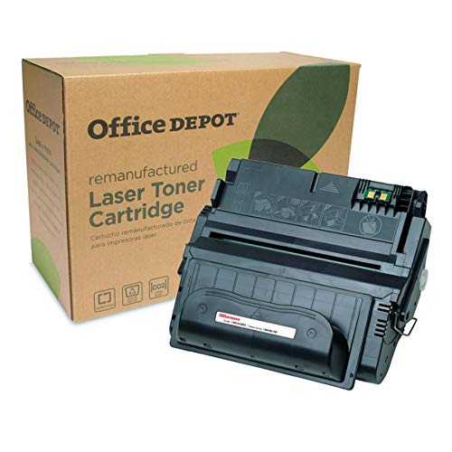 Office Depot(R) Brand Model 38A Remanufactured Black Laser Cartridge