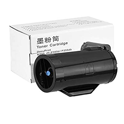 RecyclableP355d Toner Cartridge is Compatible with Xerox, Suitable for Xerox Docuprint M355df/p355d/355df Copier Consumables, Original Code Ct201937 Ct201938 Ct201939 Ct201940
