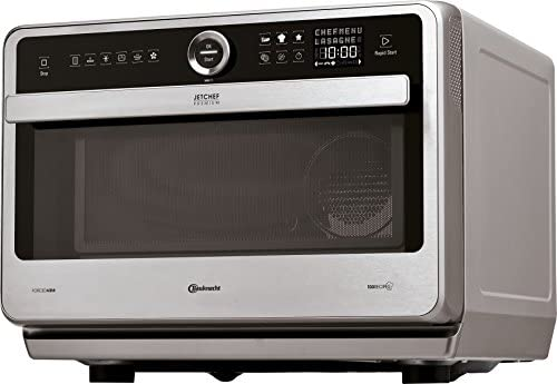 Bauknecht MW 179 IN - Microondas con grill y aire caliente (2200 W ...