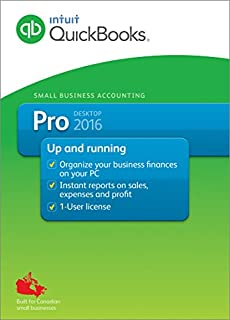 QuickBooks Pro 2016 (B0142HLKM8) | Amazon price tracker / tracking, Amazon price history charts, Amazon price watches, Amazon price drop alerts