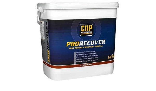 CNP Pro recuperar polvo hidratos de carbono/Proteínas Post entrenamiento Nutrition Suplemento