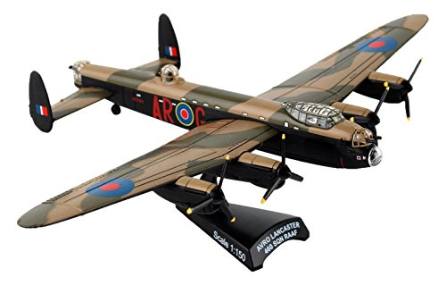 Postage Stamp Planes - Daron Worldwide Trading Postage Stamp Raaf Avro Lancaster 1/200 G for George Vehicle