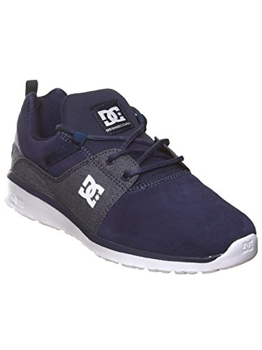 DC Shoes Heathrow SE - Shoes - Chaussures - Homme - US 7 / UK 6 / EU 39 - Bleu