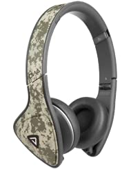 (狂跌)魔声Monster DNA On-Ear Headphones 纯音DNA隔噪头戴式耳机 Camo$149.99