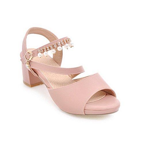 Rosa 35 EU BalaMasa Ballerine Donna Pink q8R4EBw