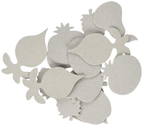 Farm Girl Chipboard Bundle 15 Blank Pieces-5 Shapes/3 Each