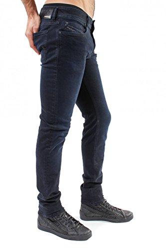 Jeans Sleenker 679a Bleu Surteint