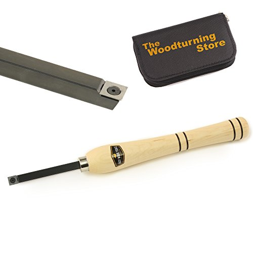 Easy Wood Tools, 9520, Easy Start Rougher with BONUS Woodturning Store Carbide Cutter Holder by Easy Wood Tools (Image #1)
