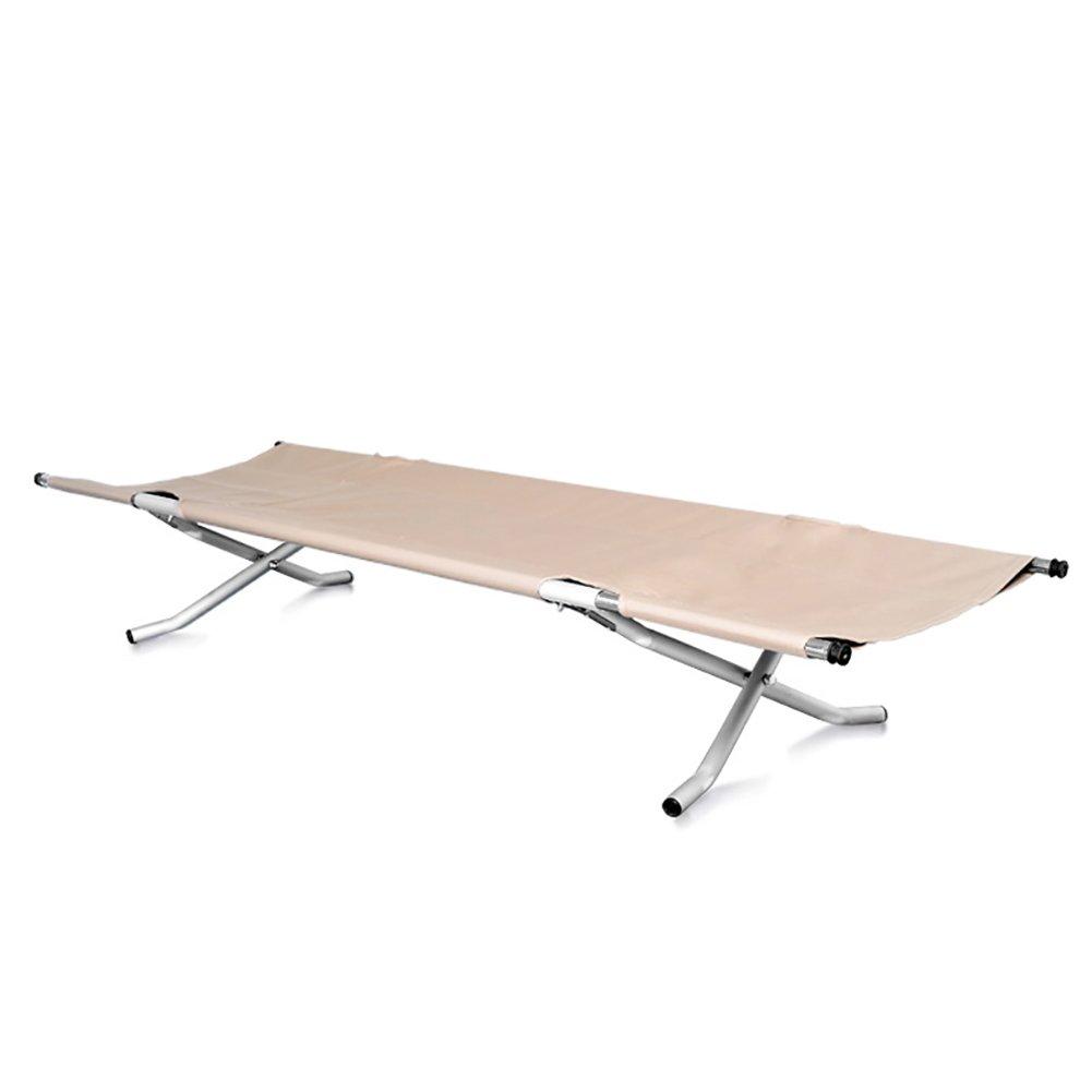 Siesta Lounge Chair Office Portable Klappbett Haushalt Einzelbett Im Freien Leichte Camping Bett