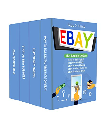Pdf Download Book Ebay 4 Manuscripts How To Sell Digital Products On Ebay Ebay Money Making Start An Ebay Business Ebay Business Ideas Popular Book By Paul D Kings Cdsre3425t4wrygreutff