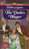 The Duke's Wager, Edith Layton, 0451120671