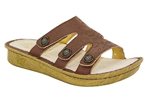 Alegria Womens Venezia Sandalo Morning Glory Tan