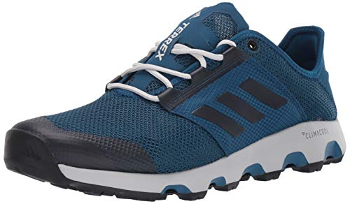 adidas outdoor Men's Terrex CC Voyager Walking Shoe, Legend Marine/ASH Grey Two, 9 D US ()
