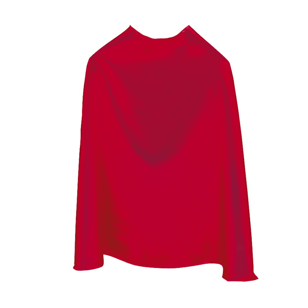 Superfly 48'' Adult Superhero Cape (Red)