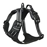 Maxpower Planet Front Range Dog Harness with Handle Reflective Padded Adjustable No Pull