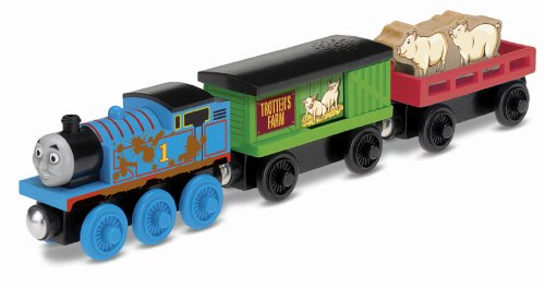 Fisher-Price Thomas & Friends Wooden Railway, Thomas' Pig ()
