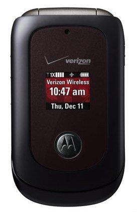 (Motorola VU204 No Contract Camera Bluetooth Cell Phone Verizon Wireless)