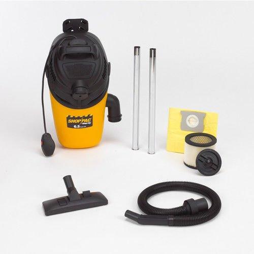 Shop-Vac 2860010 6.5-Peak HP Industrial BackPack Vacuum Shop Vac Nozzle Vacuum Cleaners