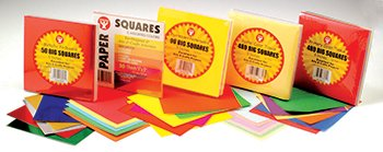 Tissue Squares Pastel - 8