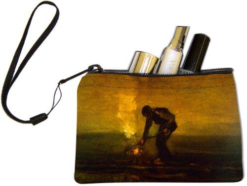 Rikki Knight Van Gogh Art Burning Weeds Design Keys Coins Cards Cosmetic...