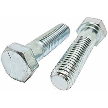 Stainless Steel Hex Cap Screw Bolt Partial Thread 7//16-20 x 2-1//4 25//PCS