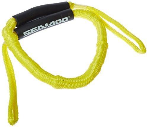 Ecko Tie - Sea-Doo 295100047 Yellow Dock Tie by Sea-Doo