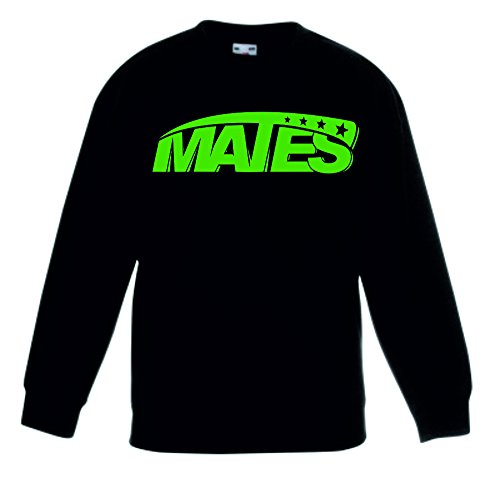 kbsport Herren Sweatshirt schwarz schwarz