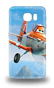 For Galaxy S6 Protector 3D PC Case Disney Planes Dusty Aircraft Phone Cover ( Custom Picture iPhone 6, iPhone 6 PLUS, iPhone 5, iPhone 5S, iPhone 5C, iPhone 4, iPhone 4S,Galaxy S6,Galaxy S5,Galaxy S4,Galaxy S3,Note 3,iPad Mini-Mini 2,iPad Air )