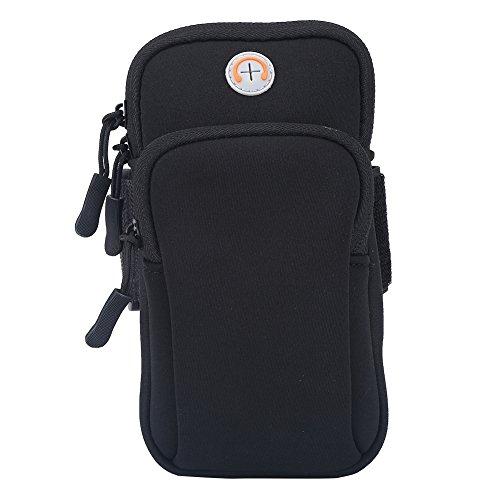Running Armband Phone Holder Bag draagbare outdoor running waterdichte arm tas voor fietsen vissen oefening…