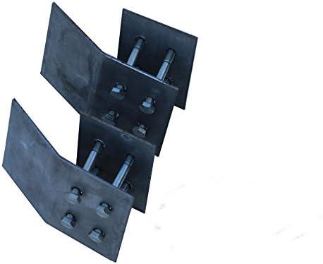 Amazon.com: Kit de rampa de carga de acoplamiento de acero ...