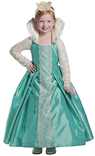 Princess Paradise Queen Evelyn Costume