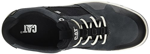 Caterpillar Filter Gore-Tex, Zapatillas para Hombre Gris (Mens Castlerock/black)