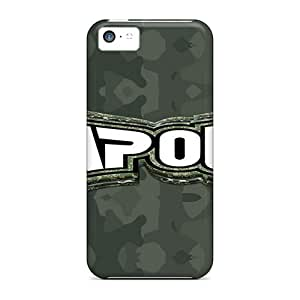 Excellent Hard Phone Cases For Iphone 5c (DSV3014cNWQ) Customized Nice Tapout Pictures