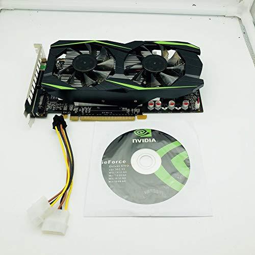 KNOSSOS 1050TI4G128BITDDR5 Geforce 1050 Ti Tarjeta de ...