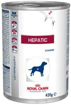 Royal Canin Canine - Comida para perros hepáticos (12 x 420 g)