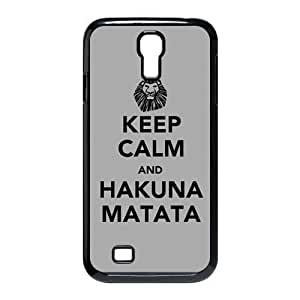 Keep Calm For Samsung Galaxy S4 I9500 Durable Plastic Case-Creative New Life