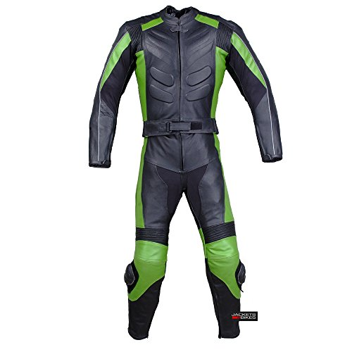 Green Motorcycle Pants - 5