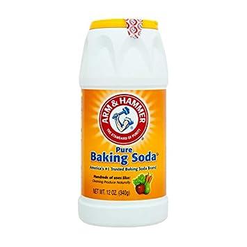 Arm & Hammer Pure Baking Soda Shaker - 12 Oz - (Pack of 6)