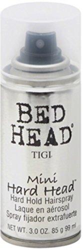 TIGI Bed Head Mini Hard Head Spray, 3 oz Pack of 10
