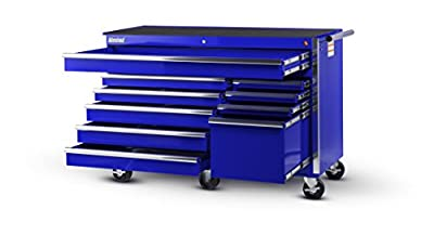International Drawer and Tool Cabinet with Heavy Duty Ball Bearing Drawer Slides