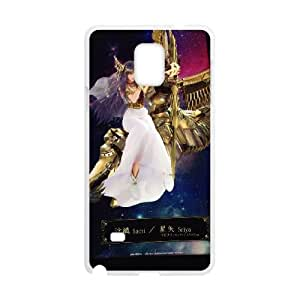 Legend of Sanctuary Samsung Galaxy Note 4 Cell Phone Case White hjos