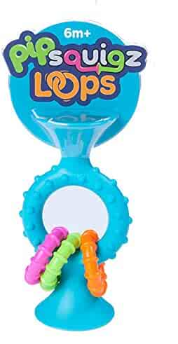 Fat Brain Toys pipSquigz Loops Teal