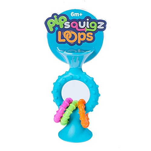 - Fat Brain Toys pipSquigz Loops Teal