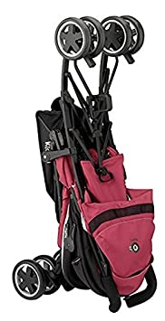 Kiddy City N Move Stroller, Cranberry Discontinued by Manufacturer