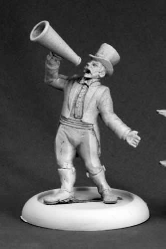 Circus Ringmaster by Reaper - Miniature Circus