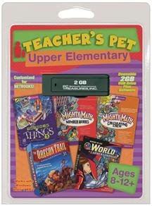 Teacher's Pet: Upper Elementary