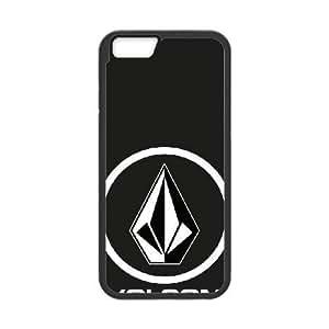 iPhone6 Plus 5.5 inch Phone Cases Black Volcom BGU287696